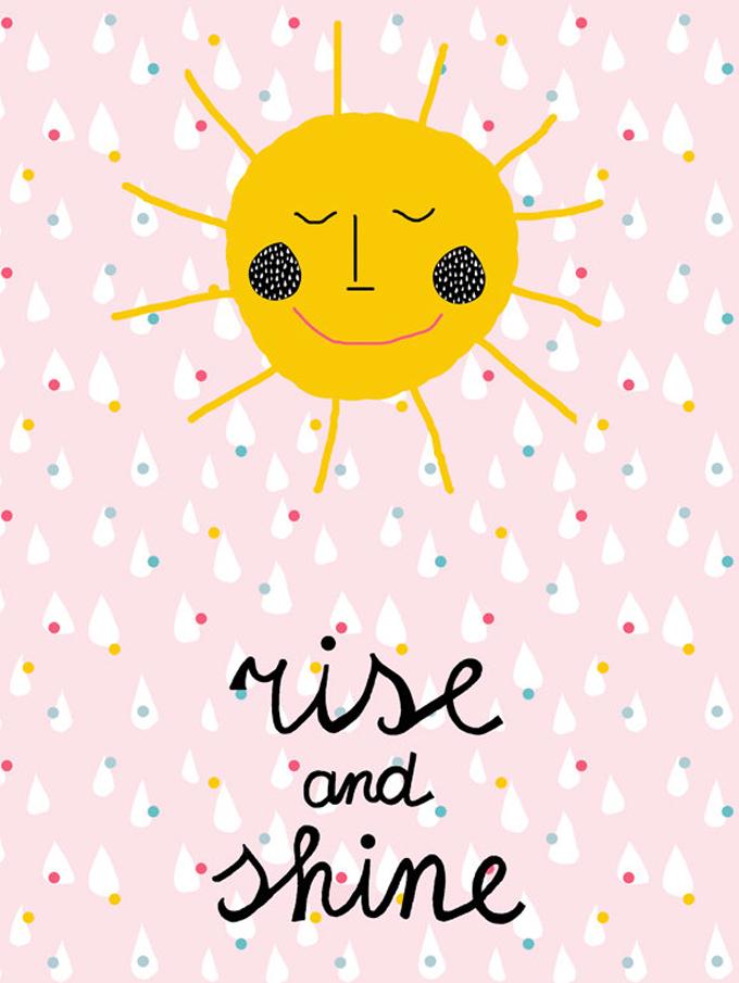 Rise & Shine Nina in Vorm