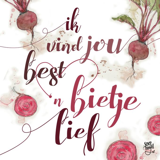 Happy Valentine Printbaar-Recept