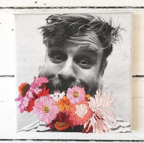 foto borduren workshop atelier van eva HappyMakersblog