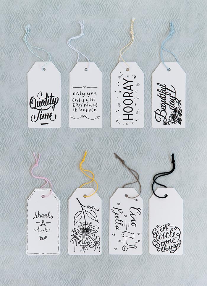 HappyMakersBlog_labels gifttags letterpers